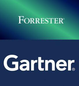 Forrester and Gartner