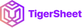 TigerSheet – Custom Software for Business